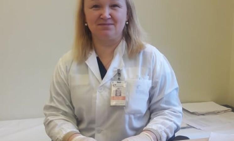 Žana Andrejeva: slaugytojo profesijai dėmesio reikia daugiau