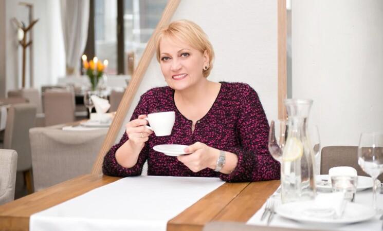 """Rasa Budbergytė – moteris, pramušusi """"stiklines lubas"""""""