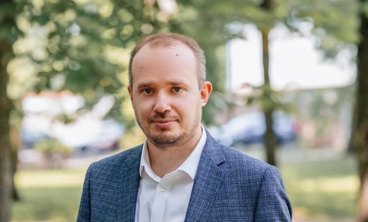 Liutauras Gudžinskas: siūlome taikios, telkiančios kultūros politikos idėją