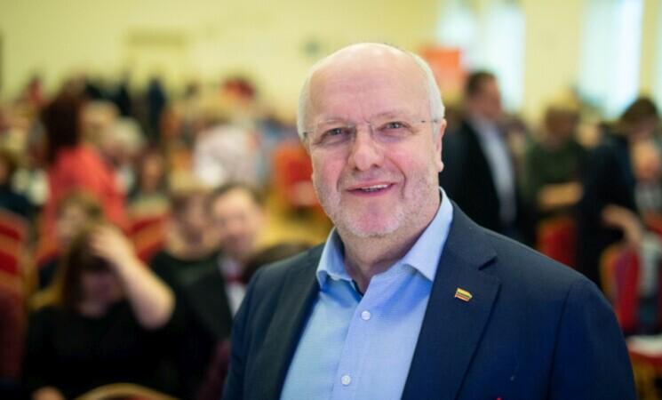 Juozas Olekas: dėl Vilniaus teks pakovoti