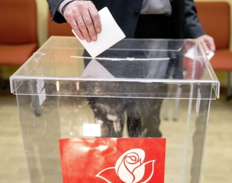Kandidatai į Vilniaus skyriaus pirmininkus pasisakė miesto savivaldos klausimais