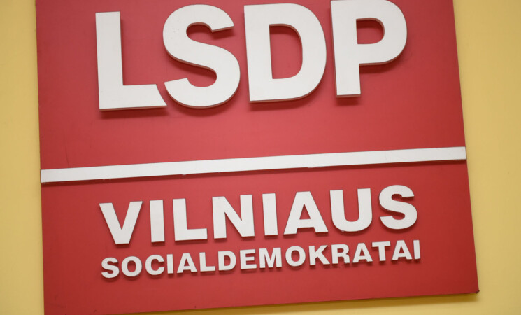 Balandžio 27 d.  kandidatų į Vilniaus miesto skyriaus pirmininkus rinkimų debatai