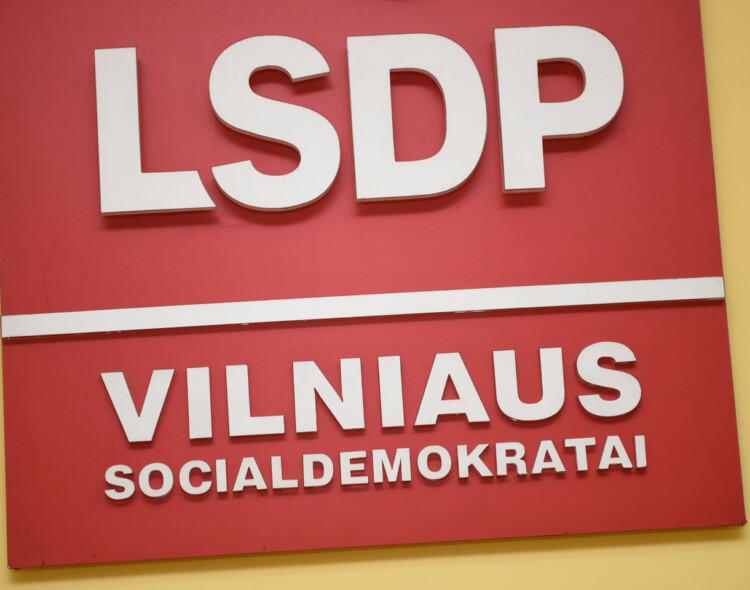 Raginame Remigijų Šimašių nedelsiant pradėti dialogą  su Vilniaus viešojo transporto darbuotojų profesine sąjunga