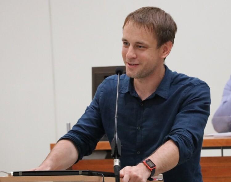 Vilniaus ataskaitinėje rinkiminėje konferencijoje skyriaus pirmininku išrinktas Povilas Pinelis