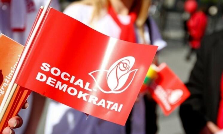 Šeštadienį socialdemokratai kartu su ekspertais diskutuos aktualiais valstybei klausimais